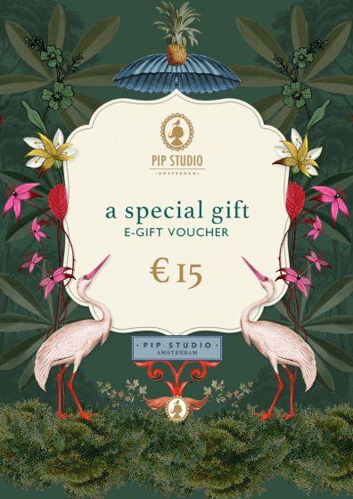 E-gift voucher €15
