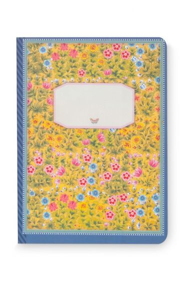 Notebook Small Indian butterfly