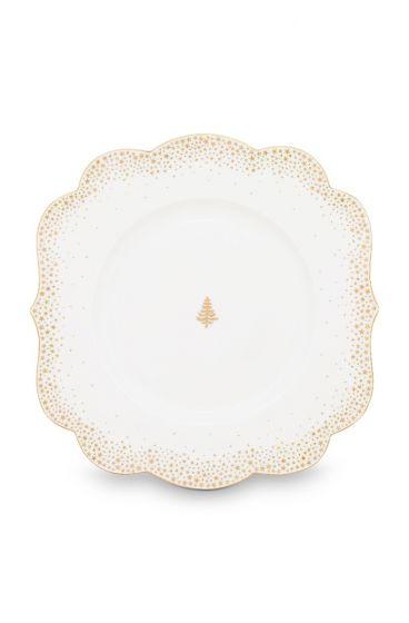 Royal Christmas Frühstücksteller - 23.5 cm