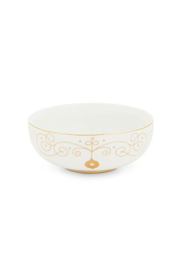 Royal Christmas round bowl - 15 cm