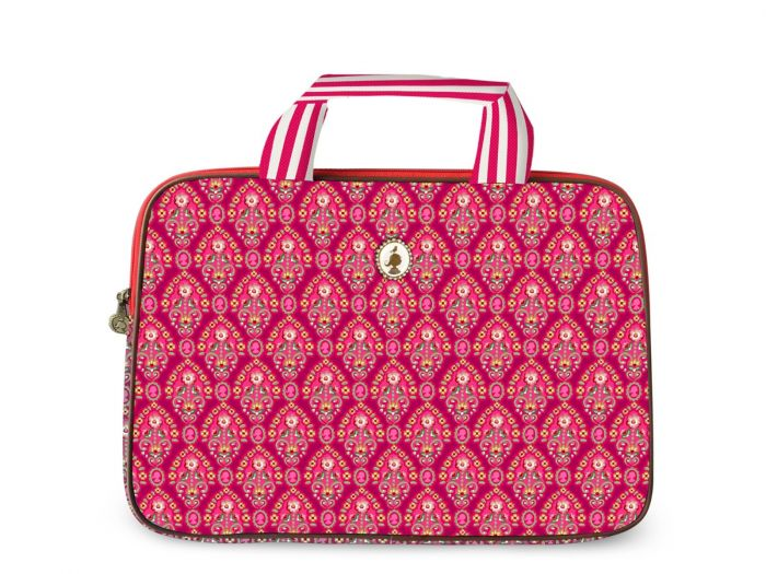 Laptoptasche Indian Festival rot