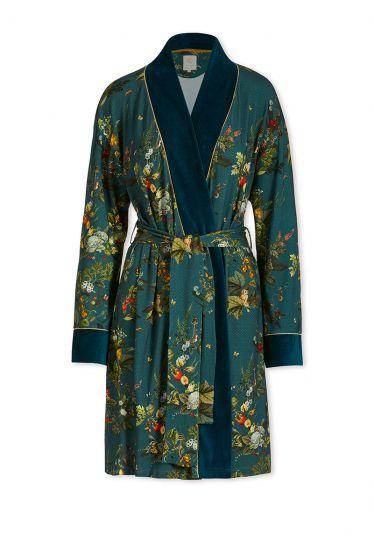 Kimono Fall in Leaf Green