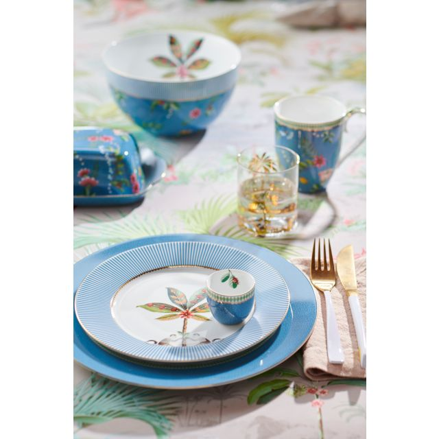 La Majorelle Porcelain Collection Blue