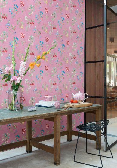 wallpaper-non-woven-vinyl-flowers-bird-pink-pip-studio-cherry-pip