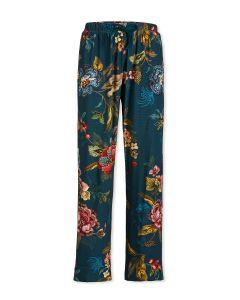 Trousers Long Poppy Stitch Blue