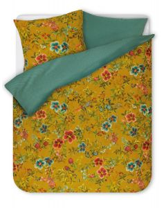 Duvet cover Floral Delight Yellow