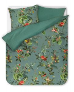 Duvet cover Floris Blue