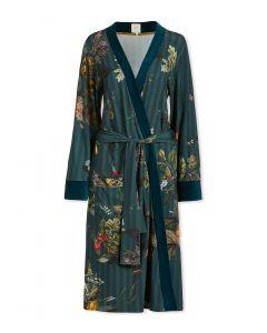 Kimono Fall in Leaf Grün