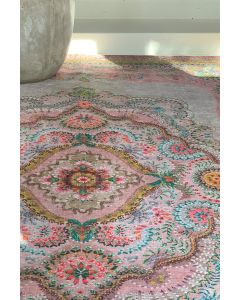 Carpet Majorelle by Pip Pastel Pink