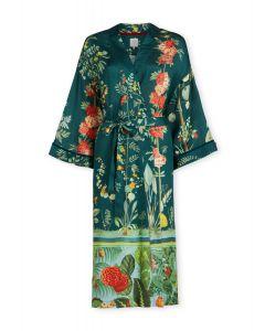 Kimono Babylons Garden Groen
