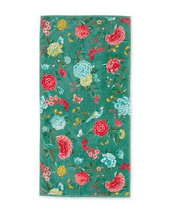 xl-bath-towel-good-evening-green-flowers-textiles-205582