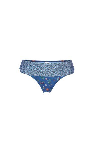 Bikinihose Pearest Pip Mondlichtblau