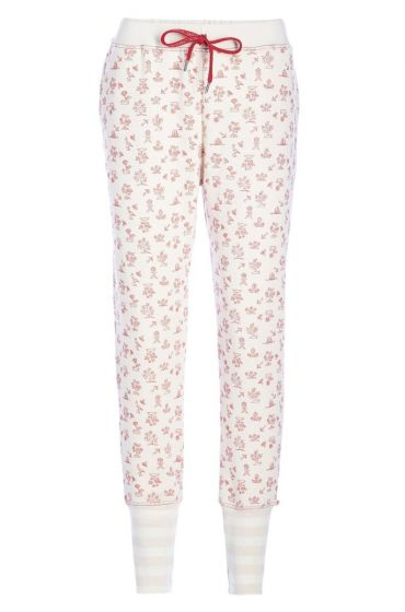 trousers row your boat dark pink