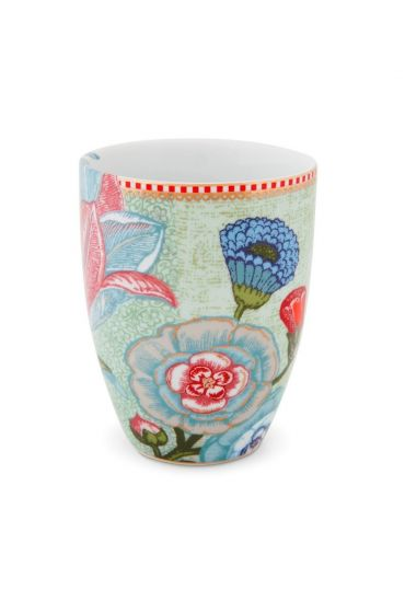 Drinking Cup Spring to Life Green