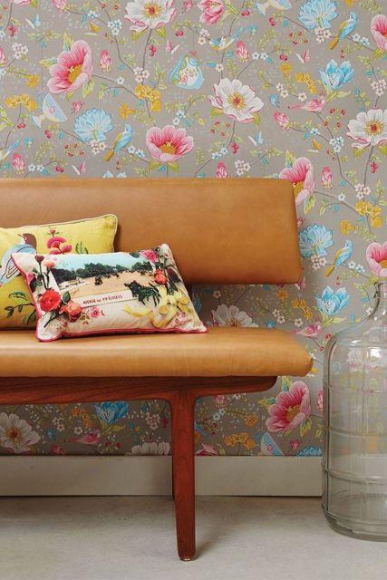 wallpaper-non-woven-vinyl-flowers-bird-grey-pip-studio-chinese-garden