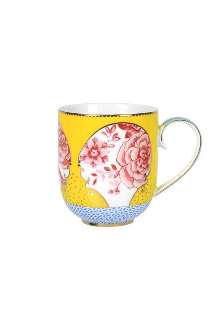 Royal mug grand jaune