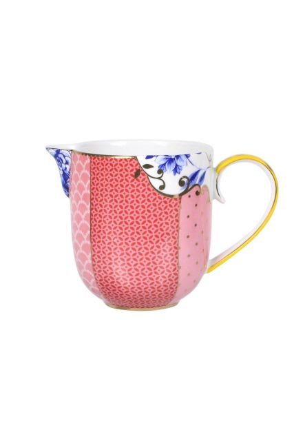 Royal cream jug small pink