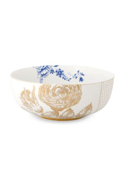 Royal White Bowl 23 cm
