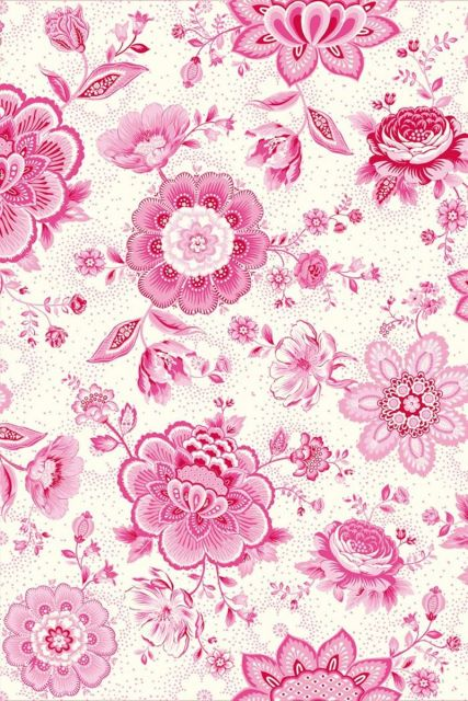 wallpaper-non-woven-vinyl-flowers-pink-pip-studio-folklore-chintz