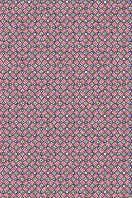 tapete-vliestapete-blumen-braun-rosa-pip-studio-geometric