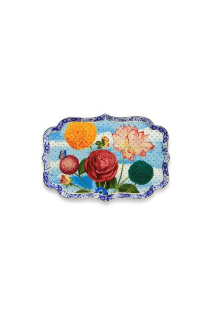 Royal serveer schaal 26 cm multicoloured