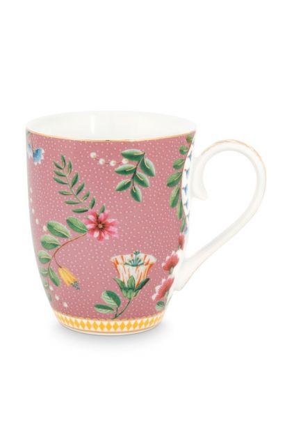 La Majorelle Mug Large Pink