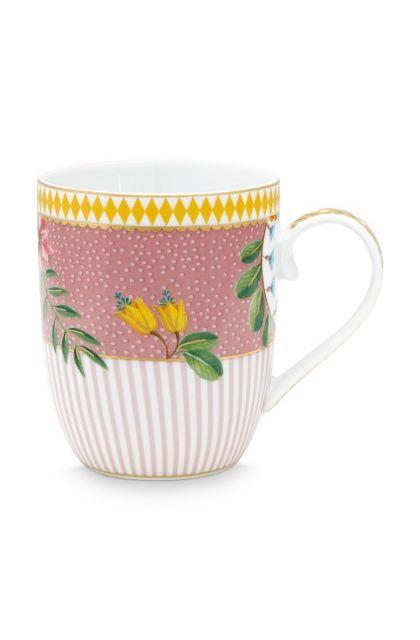 La Majorelle Mug Small Pink
