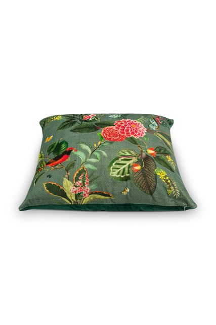 cushion-floris-green-square-flowers-home-51040326