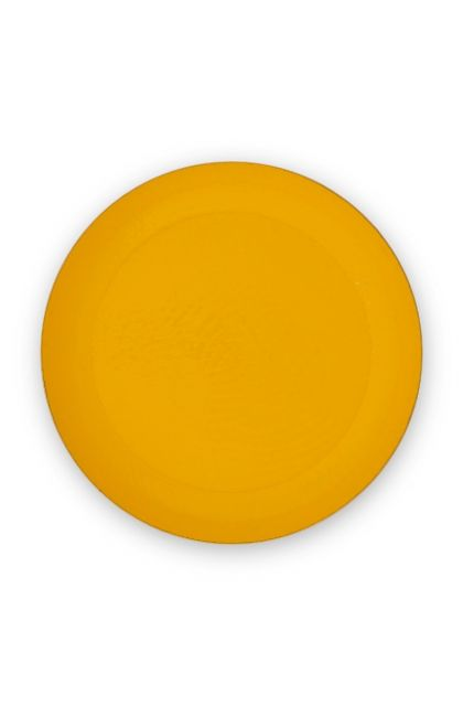 metaal-dienblad-enamelled-geel-goud-blushing-birds-pip-studio-50-cm