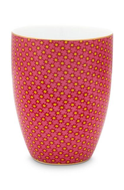 Badkamer-accesoires-drinkbeker-roze-twinkle-star-pip-studio-300-ml