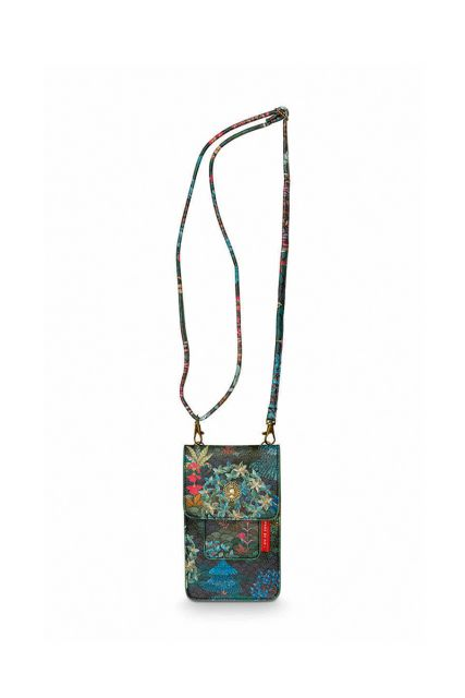 Telefoon-tas-donker-blauw-pip-garden-pip-studio-11x18x1-cm