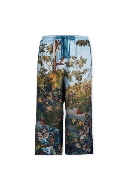Trousers Long Winter Blooms Multi