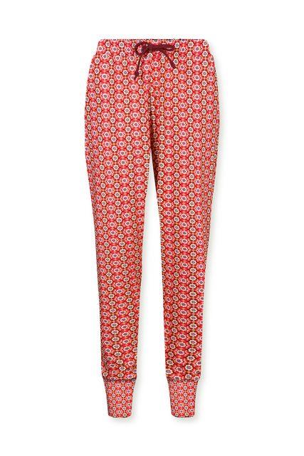 Long-trousers-floral-print-red-star-flower-pip-studio-xs-s-m-l-xl-xxl