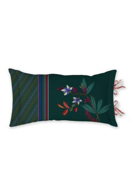 cushion-green-floral-rectangle-long-cushion-decorative-pillow-birds-in-a-row-pip-studio-42x65-cotton