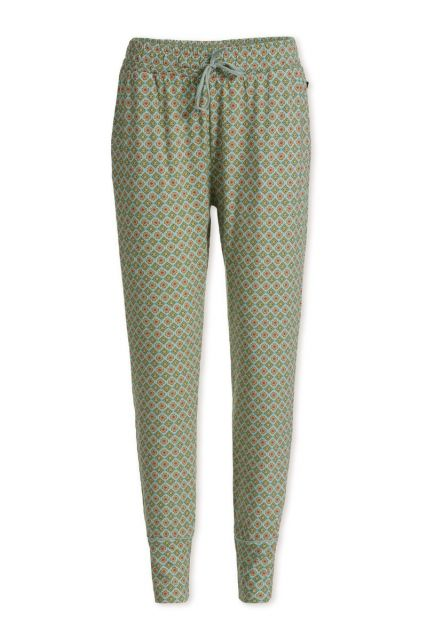 Trousers Long Habibi Green