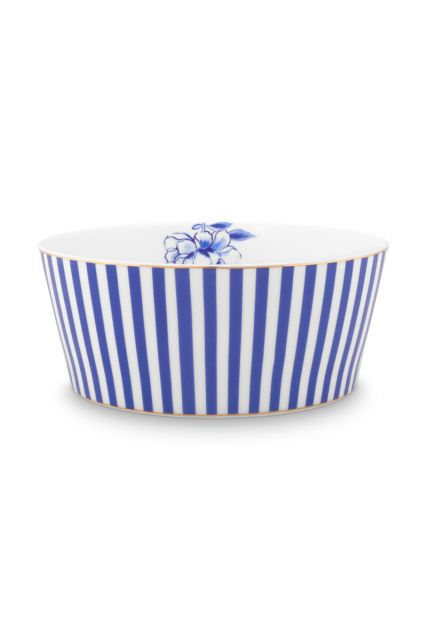 bowl-royal-stripes-15-cm-6/24-blue-white-pip-studio-51.003.167