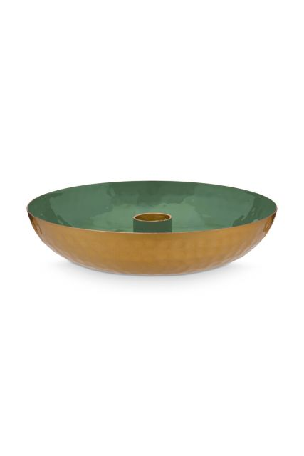 metal-candle-tray-small-green-pip-stduio-16-cm