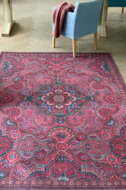Carpet-bohemian-dark-pink-moon-delight-pip-studio-155x230-200x300