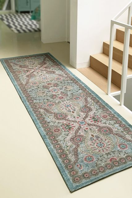 Carpet-runner-light-khaki-vintage-look-moon-delight-pip-studio-cotton-280x80