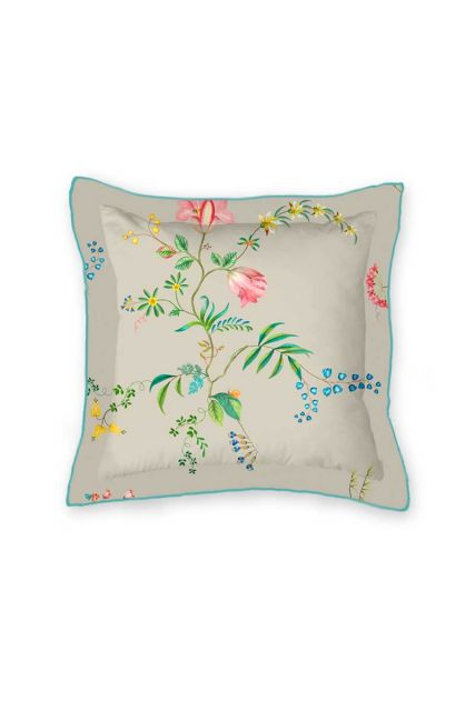cushion-khaki-floral-square-cushion-decorative-pillow-fleur-grandeur-pip-studio-45x45-cotton