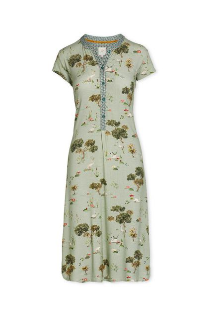 Dalia-night-dress-swan-lake-grün-pip-studio-51.403.043-conf
