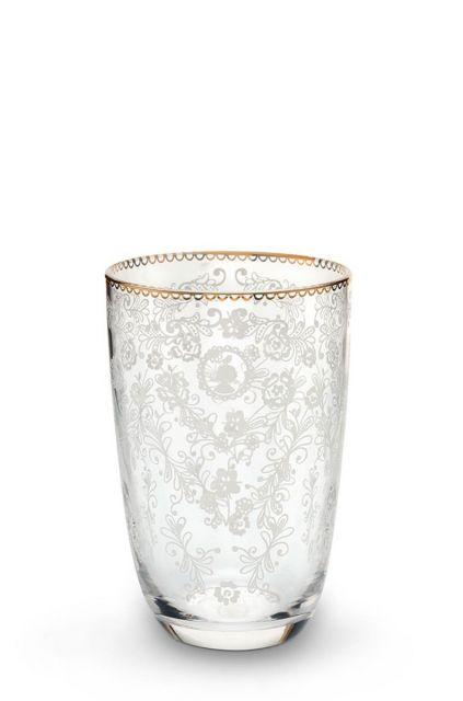 Verre à eau Longdrink Floral verrerie