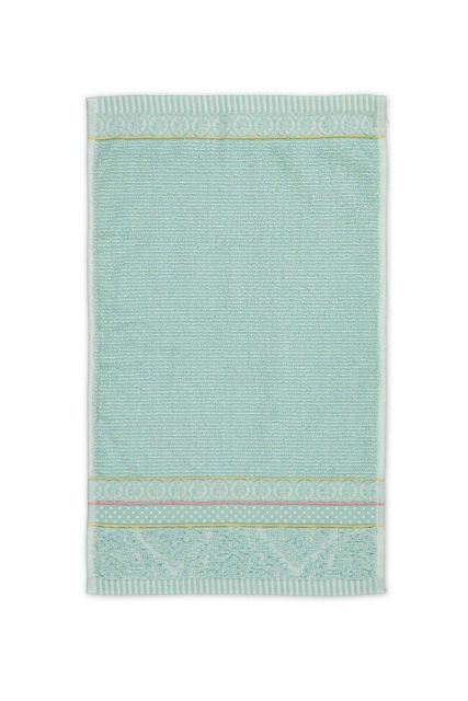 Guest-towel-blue-30x50-soft-zellige-pip-studio-cotton-terry-velour