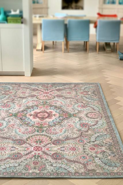 vintage-rectangular-moon-delight-carpets-in-light-khaki-with-flower-details