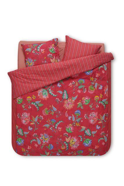 Duvet-cover-flower-red-jambo-flower-pip-studio-2-persons-240x220-140x200-cotton