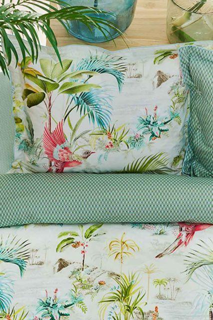 pillowcase-white-flowers-cushion-cover-palm-scenes-pip-studio-2-person-60x70-40x80-cotton