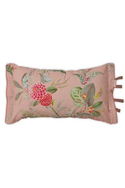 kussen-roze-bloemen-rechthoek-sierkussen-floris-pip-studio-35x60-katoen