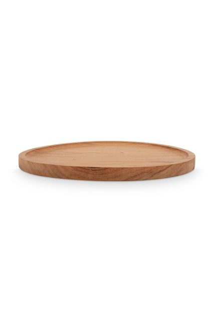 houten-dienblad-rond-acacia-wood-pip-studio-50-cm