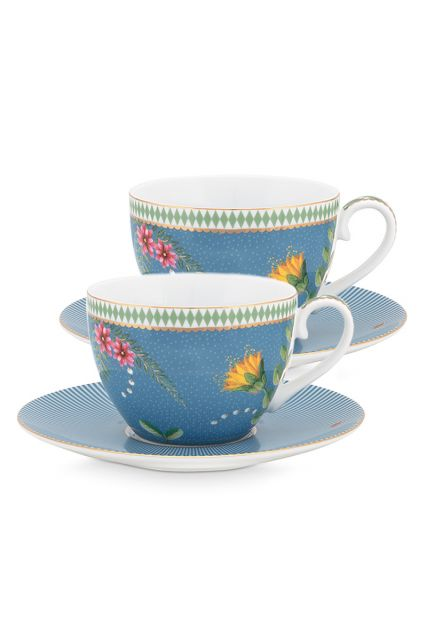 set-2-cappuccino-cup-and-saucer-la-majorelle-made-of-porcelain-with-flowers-in-blue