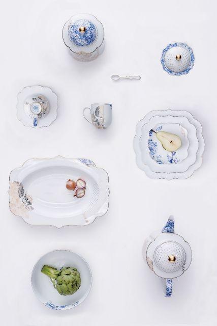 Das Royal Porzellansammlung Weiss